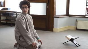 Кадр из фильма «Юный Ахмед»