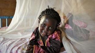 La moustiquaire, c'est la première des protections contre le paludisme. Mais en Côte d'Ivoire, seul un tiers des ménages en utilisent.
