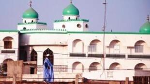 Mosquée au Sénégal