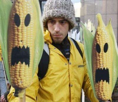 Tại Châu Âu, có nhiều phong trào phản kháng các cây trồng biến đổi gen dùng làm thực phẩm