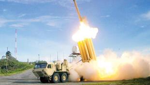 """دفاع ضد موشکی """"تاد"""""""