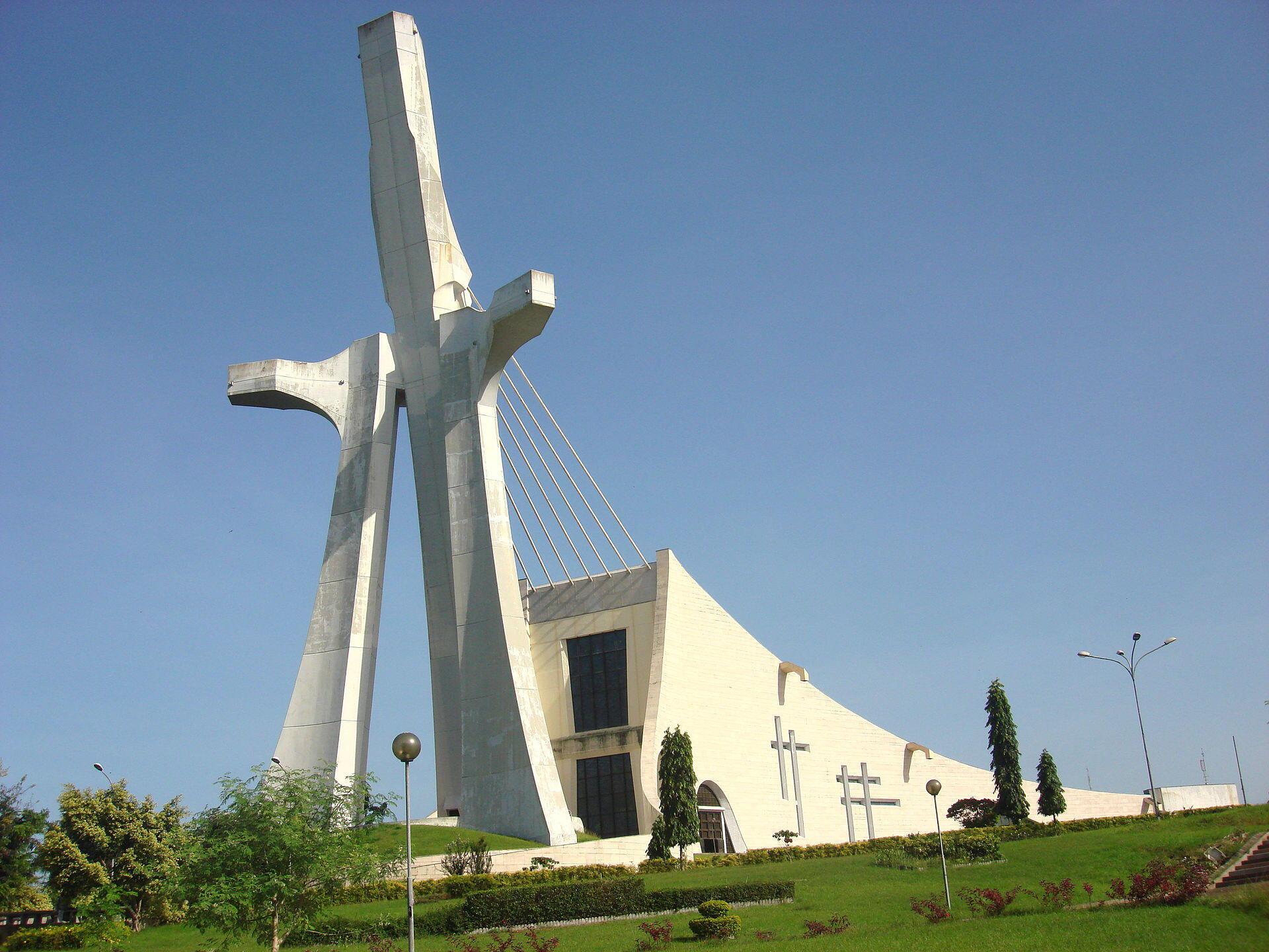 La cathédrale Saint-Paul d'Abidjan est la cathédrale de l'archidiocèse d'Abidjan.