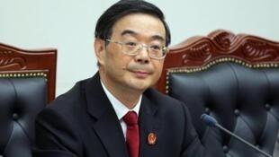 中國最高法院院長周強