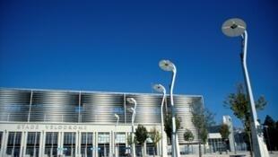 Le Stade vélodrome de Marseille, tel qu'il devrait apparaître après sa rénovation.