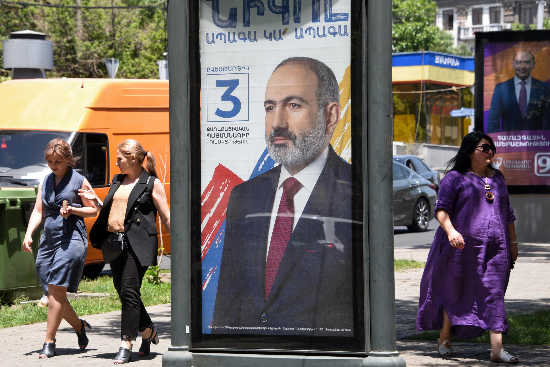 Pashinyan hopes to renew his mandate after Armenia's humiliating military defeat against Azerbaijan