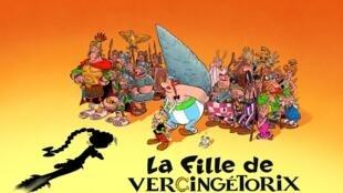 """A Filha de Vercingétorix"" vai ser publicado a 24 de Outubro."