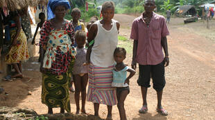 People in Makundu village are facing increased food insecurity