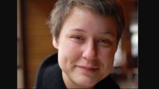 Portrait de Judith Vanistendael.