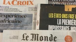 Coronavírus continua a matar e provoca violência infantil em França