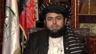 """""""مولوی عبدالحکیم منیب"""" سرپرست وزارت حج و اوقاف افغانستان"""