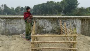 Kabarin Hamida Begum a Bangladesh