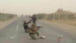 Mayakan sakai  yan Shi'a a Sadr City a Iraqi