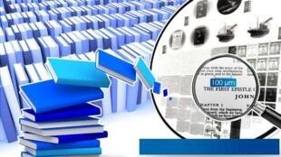 Grâce aux disques en saphir gravés, il sera possible de conserver ses données pendant 2000 ans!