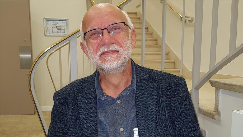Marc Benoit, ingénieur agricole, docteur en Sciences agronomiques sur la gestion territoriale des activités agricoles, directeur de recherche à l'Institut nationale de la recherche agronomique (INRA), président de l'Association Française d'Agronomie.