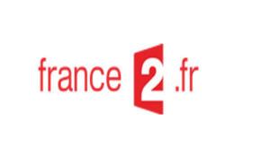 Logo de la chaine de télévision française, France 2