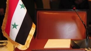 Syria's empty seat at Arab League meeting on Sunday