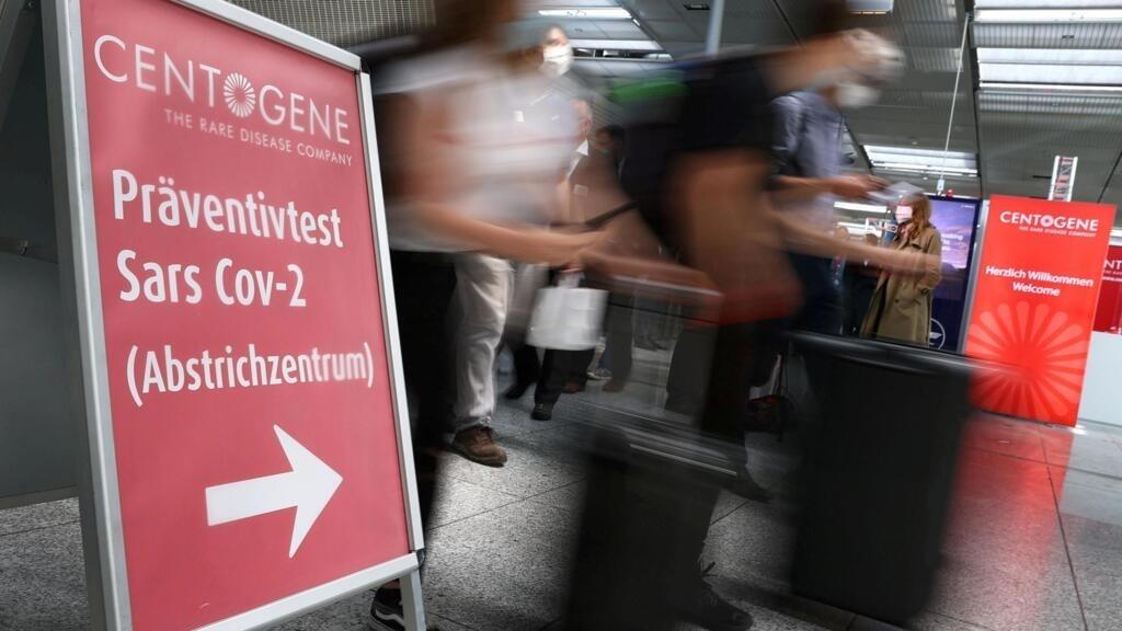 Coronavirus: tests obligatoires en Allemagne pour les voyageurs rentrant de pays «à risque»