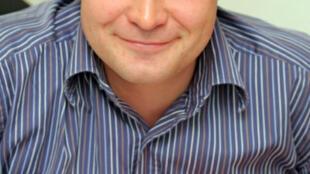 Константин Полторанин бывший пресс-секретарь Федеральной миграционной службы России