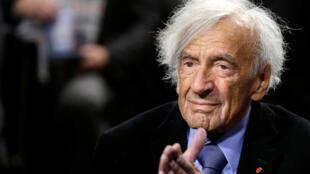 الی ویزل، نویسنده، فیلسوف و برنده جایزه صلح نوبل