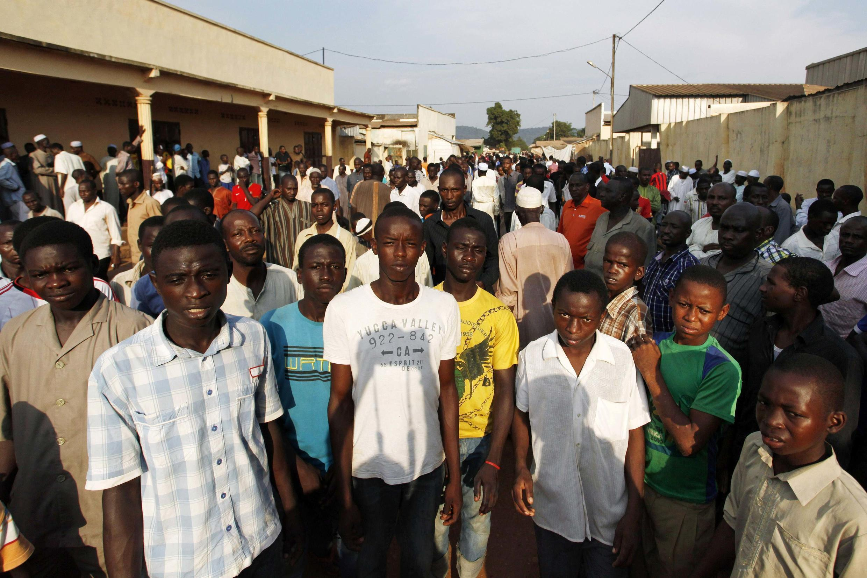 A Bangui, le quartier du PK5, à majorité musulmane. La communauté musulmane juge qu'elle est sous-représentée au Forum de Bangui.