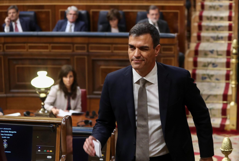 Педро Санчез неподдержит проект соглашения поБрекзиту, если часть, касающаяся статуса Гибралтара, небудет скорректирована
