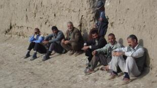 ساکنان بیکار روستایی در ایران