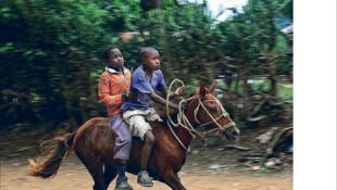 La collection «Haute enfance» fait entendre dans son titre quelques voix contemporaines de la littérature haïtienne.