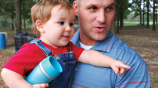 Fathers need to take greater share of child care activities