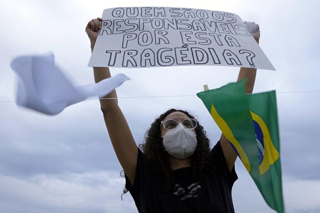 Brasil protesto