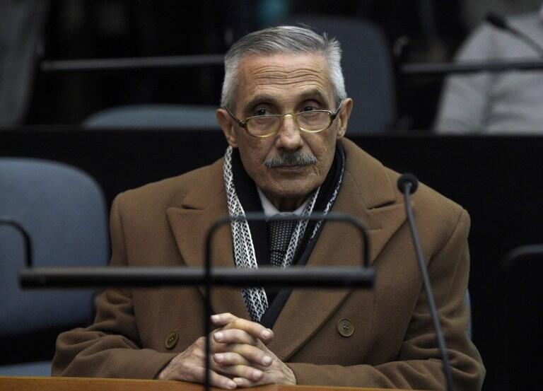 """Además, el ex agente civil de inteligencia argentino durante la dictadura, Miguel Angel Furci, fue condenado por secuestro y tortura en el llamado caso """"Automotores Orletti II"""". Este 27 de mayo de 2016."""