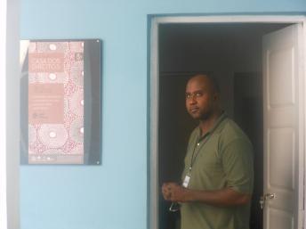 Luís Vaz Martins, ex-Presidente da Liga Guineense dos Direitos do Homem