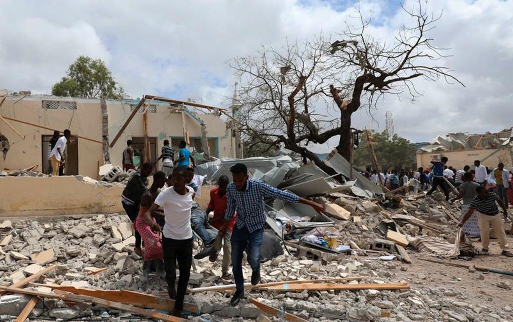 Hali ya usalama inaendelea kudorora kila kukicha Mogadishu, Somalia.