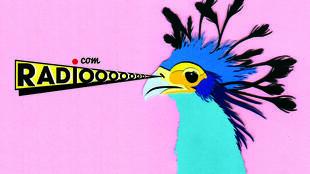 Logo du site internet Radiooooo.com