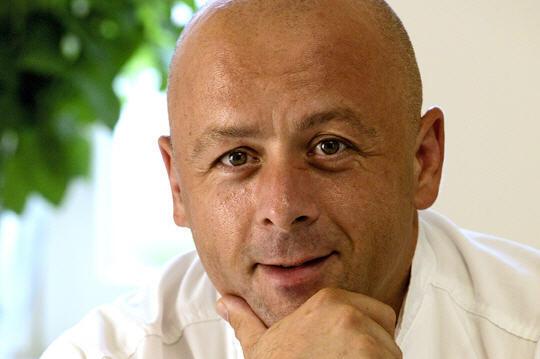 法國廚師蒂埃里•瑪科斯(Thierry Marx)