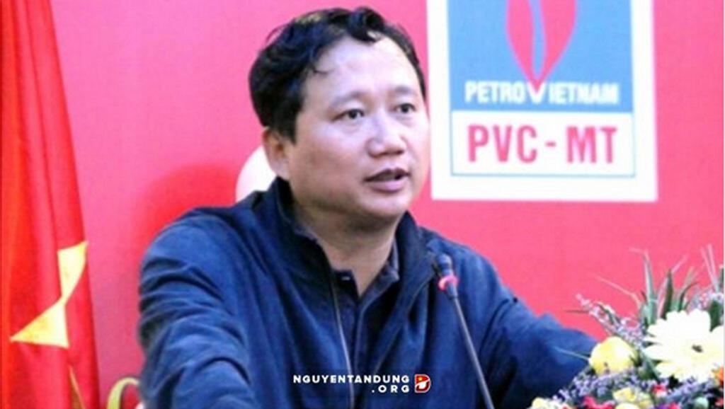 លោក Trịnh Xuân Thanh