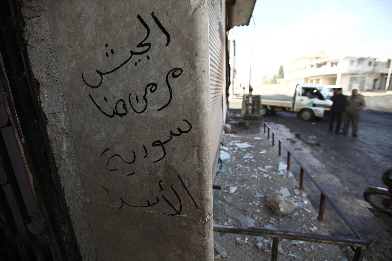 Yankin Idlib da ke karkashin ikon dakarun Gwamnatin Syria