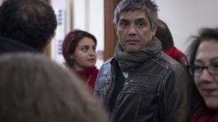Ricardo Palma Salamanca ya tenía el estatuto de refugiado político.