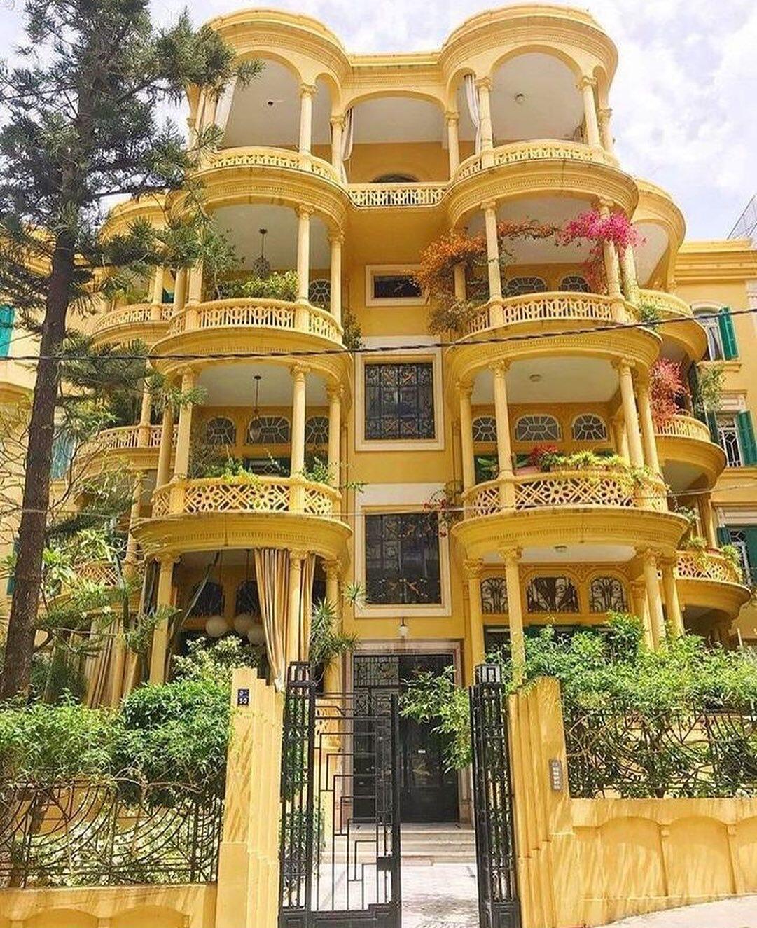 Жан-Марк Бонфис принял участие в реставрации здания Kettaneh в Бейруте.