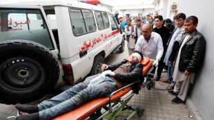 An kai wa 'Yan shi'a harin kunar bakin wake a Masallaci a Kabul