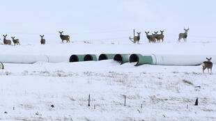 USA - Keystone XL