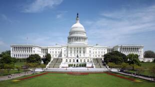 Capitole à Washington.
