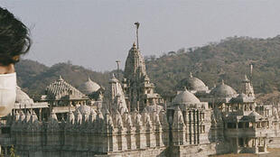 Moine djain, à Ranakpur (Inde).