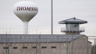 Le pénitencier de Thomson, dans l'Illinois, pourrait accueillir quelques-uns des plus dangereux prisonniers de Guantanamo.