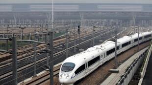 La Chine va multiplier par deux son réseau ferré à grande vitesse.