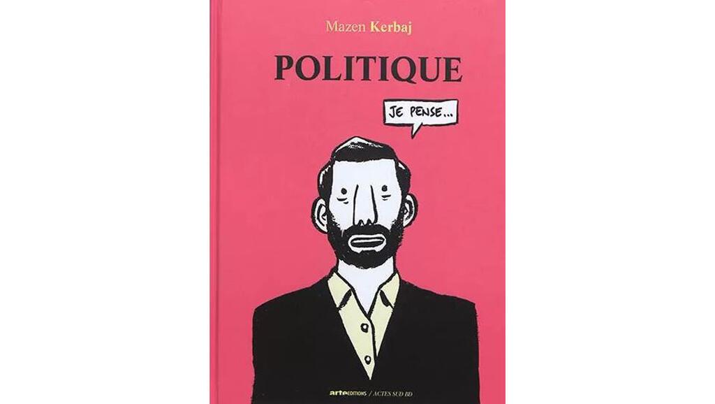 «Politique», par Mazen Kerbaj.