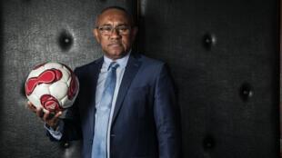 Ahmad, le président de la Confédération africaine de Football.