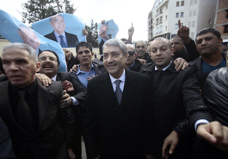 Ali Benflis a déposé sa candidature ce mardi 4 mars auprès du Conseil constitutionnel.