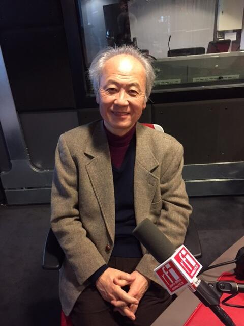 Akira Mizubayashi.