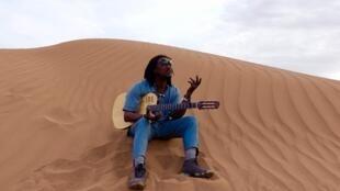 Le Malien Habib Koité était présent au festival Taragalte au Maroc pour sa neuvième édition.