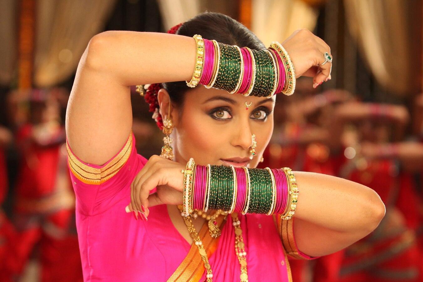 Rani Mukherjee, Tauraruwar Fim a Indiya